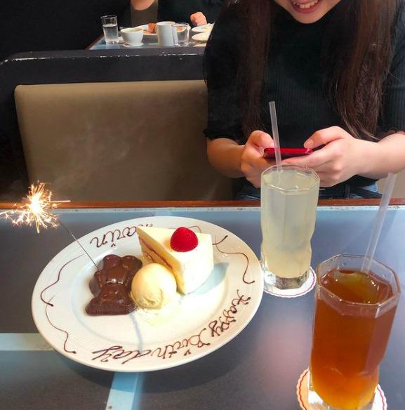 誕生日 渋谷